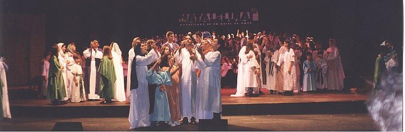 1997 – Maravilhas de um Natal de amor